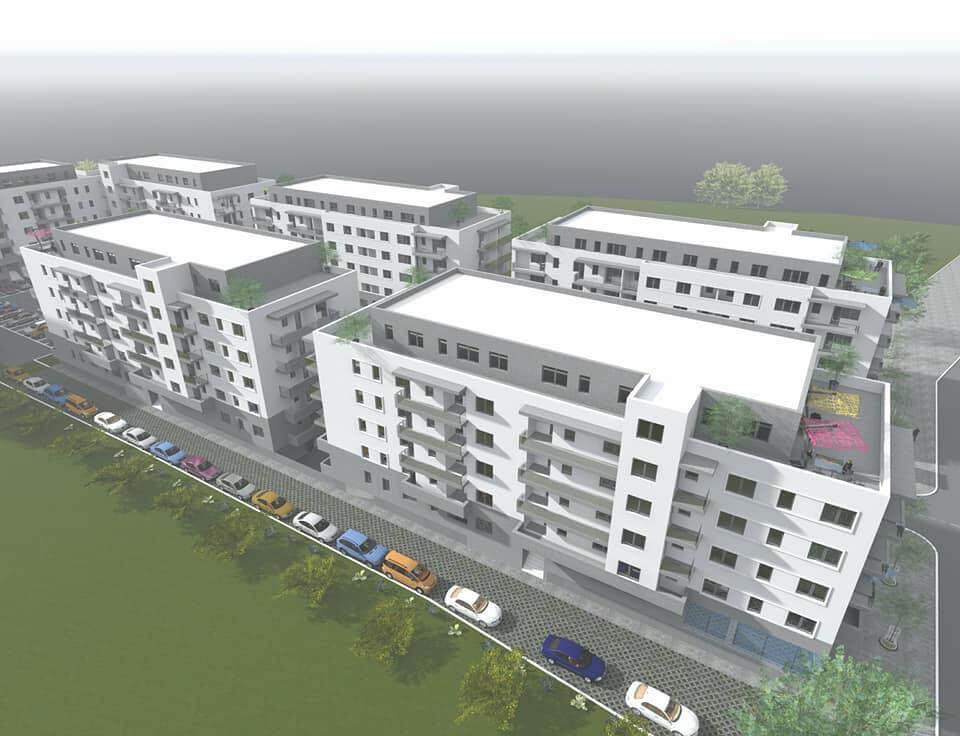 High Class Pallady Bucuresti proiectie