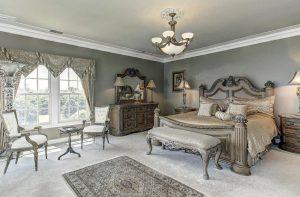 mobilier dormitor stil parizian